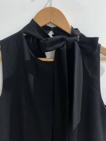 Foto Carousel Producto: Vestido talego negro Basement GoTrendier