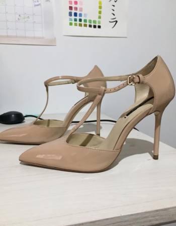 Foto Carousel Producto: Stilettos Zara basic GoTrendier