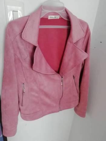 Foto Carousel Producto: Chaqueta palo de rosa  GoTrendier