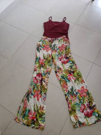 Foto Carousel Producto: Pantalon Estampado.  GoTrendier