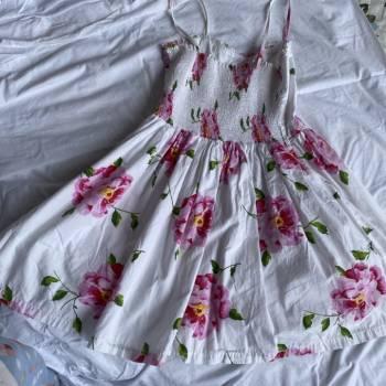 Foto Carousel Producto: Vestido blanco de Nauty blue GoTrendier