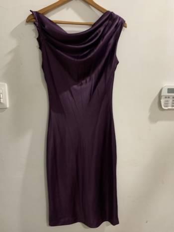 Foto Carousel Producto: Vestido morado studio F GoTrendier