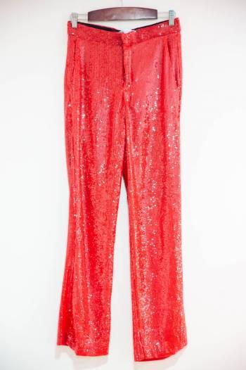 Foto Carousel Producto: Pantalón de lentejuelas GoTrendier