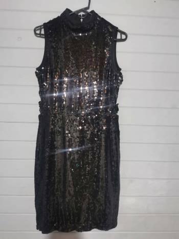 Foto Carousel Producto: Vestido lentejuelas GoTrendier