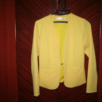 Foto Carousel Producto: Blazer amarillo GoTrendier
