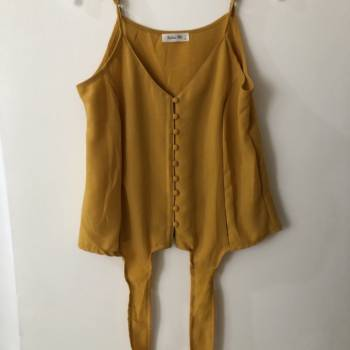 Foto Carousel Producto: Blusa de tiras amarrable  GoTrendier