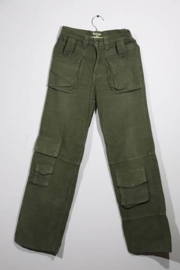 Foto Carousel Producto: Pantalon pana cuadrada GoTrendier