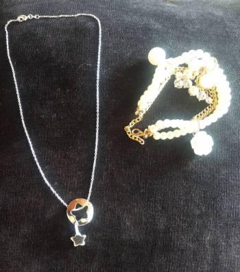 Foto Carousel Producto: Collar y manilla 2x1 GoTrendier
