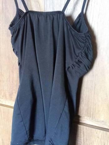 Foto Carousel Producto: Bellísima blusa negra elastica GoTrendier