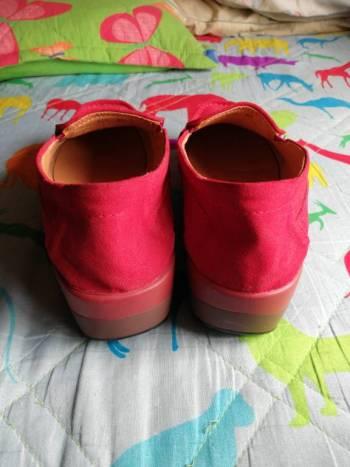 Foto Carousel Producto: Zapatos mocasin rojos GoTrendier