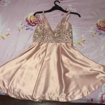 Foto Carousel Producto: Vestido corto elegante GoTrendier