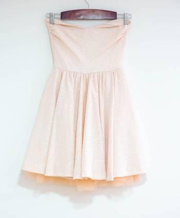 Foto Carousel Producto: Vestido rosado GoTrendier