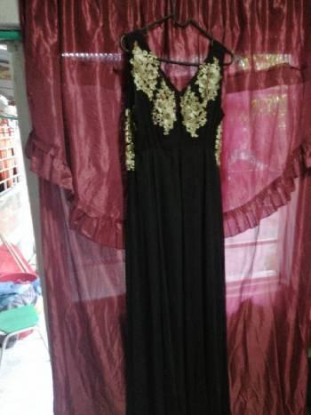 Foto Carousel Producto: Vestido largo de fiesta GoTrendier