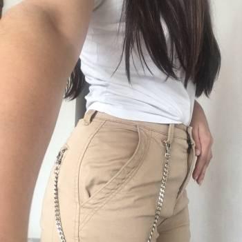 Foto Carousel Producto: Pantalón de Bershka GoTrendier