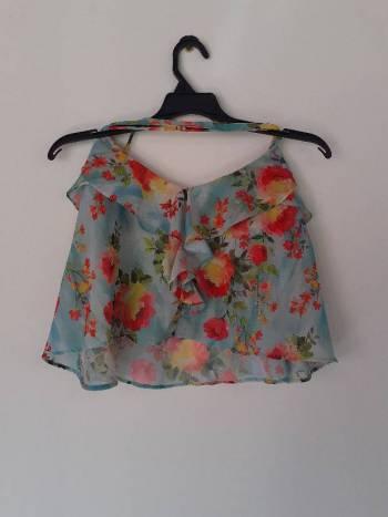 Foto Carousel Producto: Blusa de flores GoTrendier