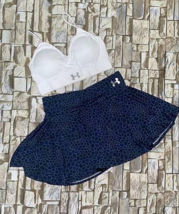 Foto Carousel Producto: Conjunto top y falda short GoTrendier