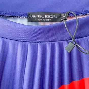 Foto Carousel Producto: Falda bicolor GoTrendier