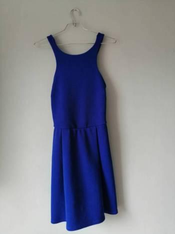 Foto Carousel Producto: Vestido azul oscuro GoTrendier