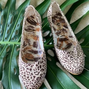 Foto Carousel Producto: ELISANG010  Tacones estampado leopardo GoTrendier