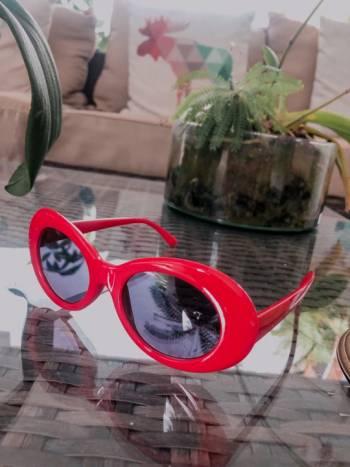 Foto Carousel Producto: Gafas NUEVAS rojas ovaladas!  GoTrendier