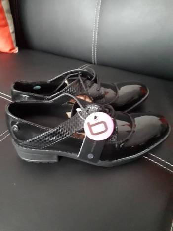 Foto Carousel Producto: Zapatos bona negro talla 36 nuevos GoTrendier