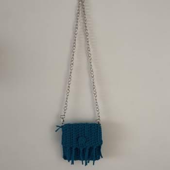 Foto Carousel Producto: Bolso trapillo azul GoTrendier