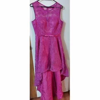 Foto Carousel Producto: Vestido fucsia Marca Maniju GoTrendier