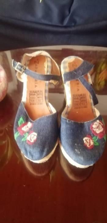 Foto Carousel Producto: Sandalias en jeans GoTrendier