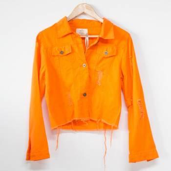 Foto Carousel Producto: Chaqueta naranja GoTrendier