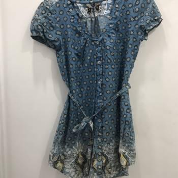Foto Carousel Producto: Camisa estampada GoTrendier
