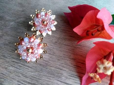 Foto Carousel Producto: Topos en tonos rosas  GoTrendier