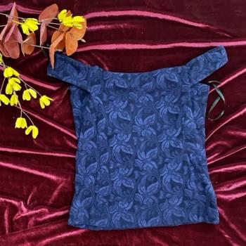 Foto Carousel Producto: Blusa azul oscuro de Ela  GoTrendier