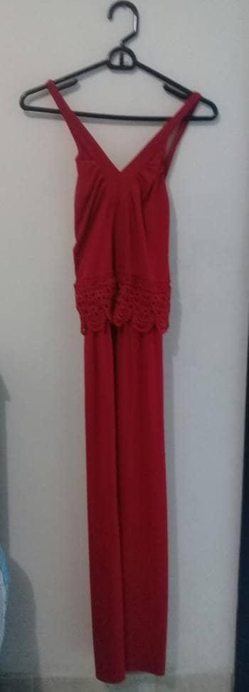 Foto Carousel Producto: Vestido rojo de gala GoTrendier
