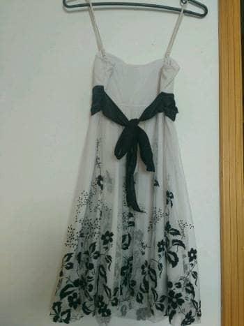 Foto Carousel Producto: Vestido de fiesta escote corazón GoTrendier
