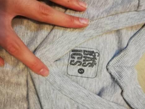 Foto Carousel Producto: Saco gris GoTrendier