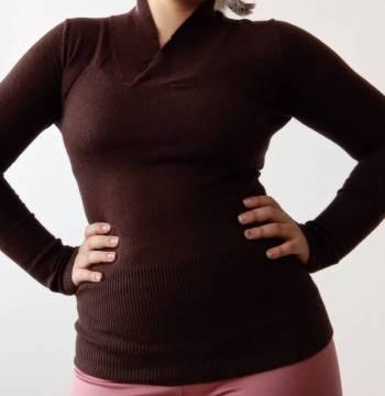 Foto Carousel Producto: Sweater marrón Gap GoTrendier