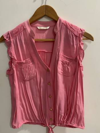 Foto Carousel Producto: Blusa rosada studio f GoTrendier