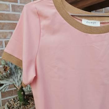 Foto Carousel Producto: Camiseta salmon  GoTrendier