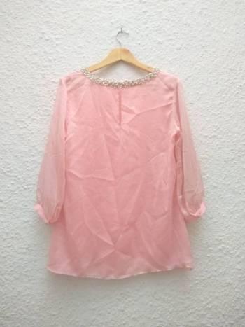 Foto Carousel Producto: Blusa color salmón GoTrendier