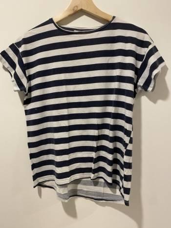 Foto Carousel Producto: Camisa de rallas  GoTrendier