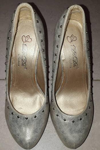 Foto Carousel Producto: Zapatos de tacon altos GoTrendier