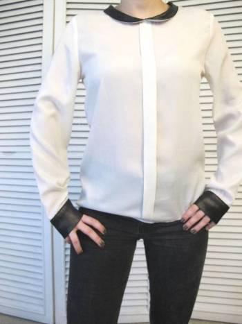Foto Carousel Producto: Camisa cuello negro GoTrendier