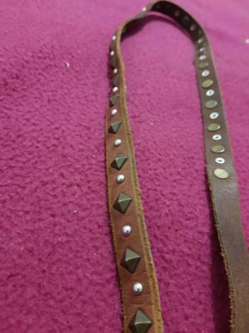 Foto Carousel Producto: Cinturon Cafe Taches GoTrendier