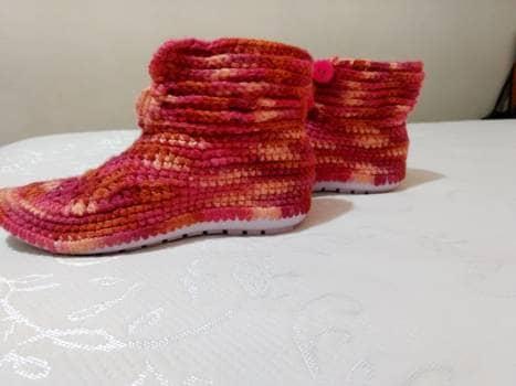 Foto Carousel Producto: Zapatos en lana GoTrendier