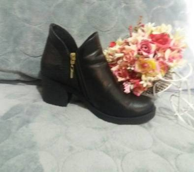 Foto Carousel Producto: Botines negros  GoTrendier