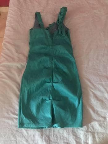 Foto Carousel Producto: Vestido turquesa GoTrendier