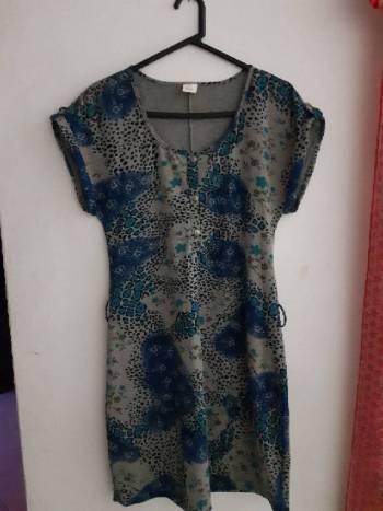 Foto Carousel Producto: Vestido dama azul GoTrendier