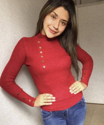 Foto Carousel Producto: Buzo rojo GoTrendier
