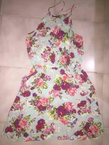 Foto Carousel Producto: Vestido flores GoTrendier