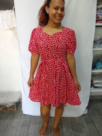 Foto Carousel Producto: Vestido margaritas GoTrendier